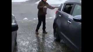 Try Not to Laugh | Winter Funny Fail