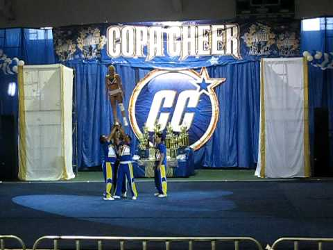 Dragones Copa Cheer 09 Cuarta