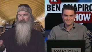 Download Lagu EXCLUSIVE: Ben Shapiro with Phil Robertson Gratis STAFABAND