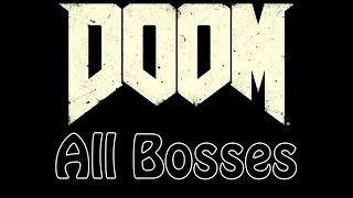 Игра doom 4 прохождение боссы