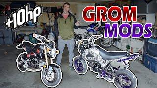 Honda Grom Mods - ALL Popular Mods!