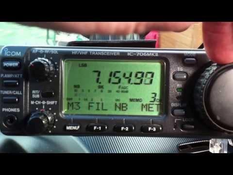 Headset  boom mic 4 elecraft k3 kx3 kenwood ts 440 450 950 2000  alinco ebay