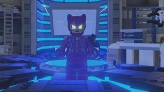 Rescue Catwoman - The LEGO Batman Movie World