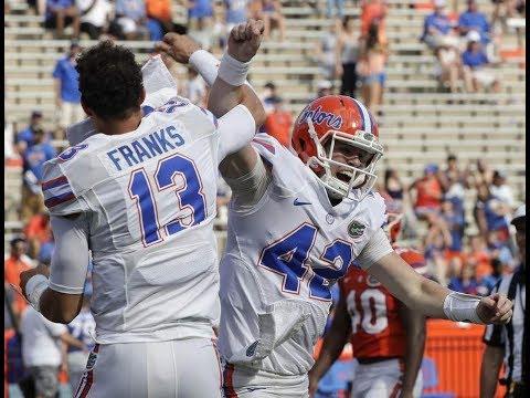 2018 Florida Spring Game (Full Game Highlights)