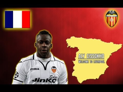 Aly Cissokho - Welcome To Liverpool