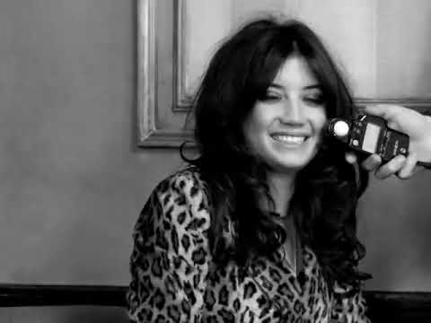 Daisy Lowe for Biba - Behind the scenes of the ad campaign