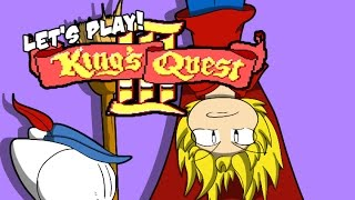 Let's Play King's Quest III: To Heir is Human Episode 11 - Passing the Shark