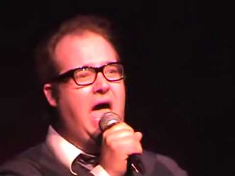 And There It Is sung by Josh Lamon at Scott Alans Birdland concert April 12th, 2010