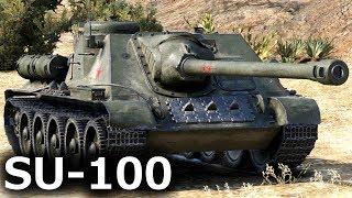 【WoT/PS4】ゆっくり戦車道はじめます! part25「SU-100」 2両目