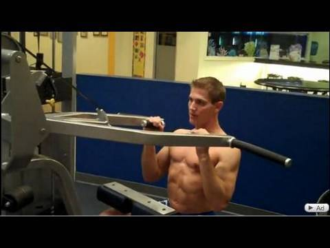 How To: Lat Pulldown (Cybex) Image 1