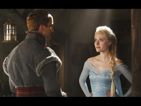 Once Upon a Time Season 4 Anna And Kristoff Once Upon a Time Season 4