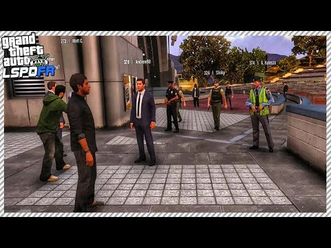 Funny Police Officer Moments! Custom Police Patrol Servers (GTA 5 Funny Role-Play Mods Server)