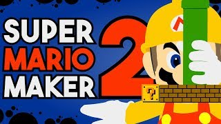 Super Mario Maker 2 - Direct Analysis and Speculation!