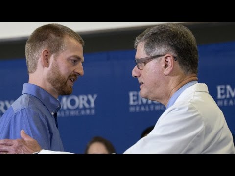 American Doctor Recovered From Ebola Released