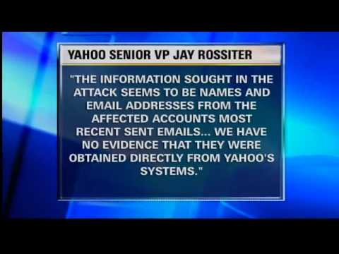 Yahoo Users Data Breach