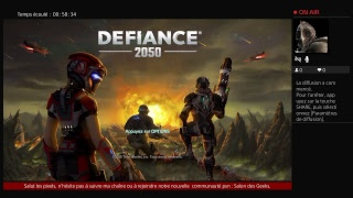 davdan-1979 rerol sur Defiance 2050 . #PS4Share