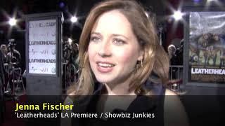 Jenna Fischer Interview - 'The Office'