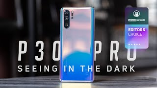 Huawei P30 Pro review: The phone that sees in the dark...