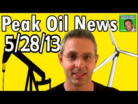 Peak Oil News: 5/28/13 - Tesla, Flying Car & New Tallest Building