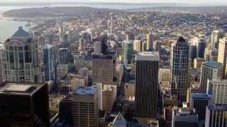 seattle, timelapsed hd