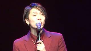 Yuya Matsushita Bird From Black Butler Kuroshitsuji Ii In X4 At Fanime 2017 Music Fest