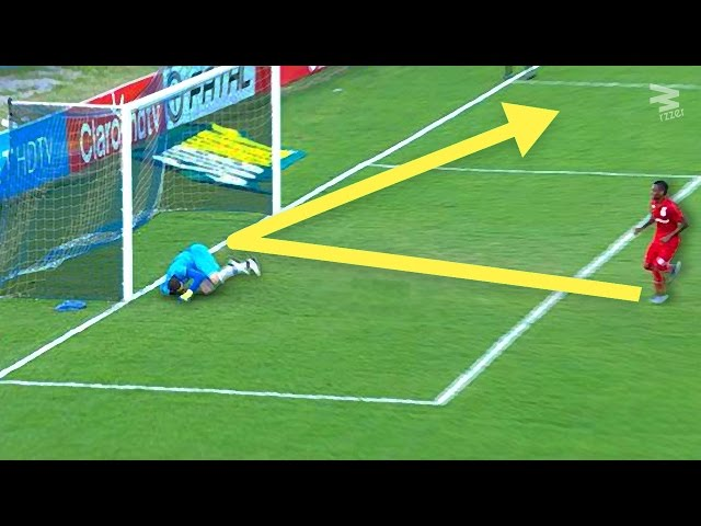 Top 10 Most Lucky Goalkeepers Ever