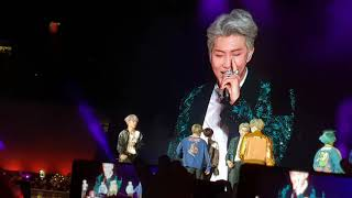 190119 Bts Dna 39 Love 39 Ending A Love Yourself Tour Singapore