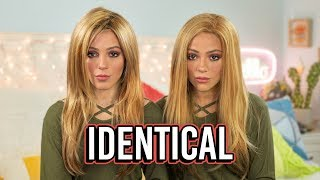 Transforming Ourselves to Look Identical! Niki and Gabi