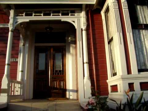 The Charmed House Aka Halliwell Manor Youtube