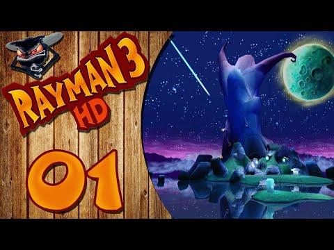 Rayman 3 HD épisode 1: Le Concile des Fées thumbnail