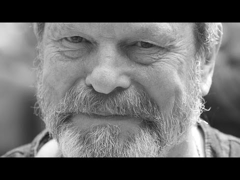 Terry Gilliam interviewed by Simon Mayo