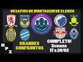 FIFA 17 - DME Grandes Confrontos MAIS BARATO - Verona, NY Red Bulls, Oxford, etc... COMPLETO!