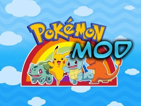 Minecraft Mods Showcase: Pokmon Adventure - Pixelmon Mod Revamped &amp; Updated (1.3.2)