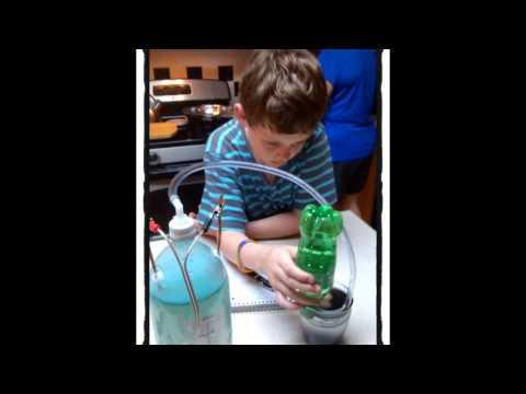 Simons 4th Grade Science Fair Project - YouTube