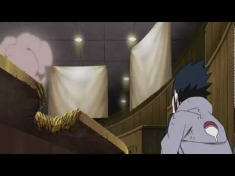 Sasukes vs The 5 Kages Full Fight Part...