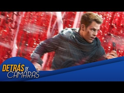 Detrás de cámaras - Star Trek Into Darkness - B-Roll - HD