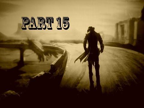 Part 15 Lonesome Road DLC Fallout New Vegas | Third Street Municipal Building