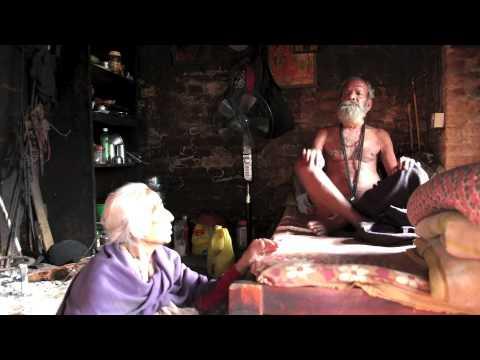 AGHORI BABA INTERVIEW (PASUPATINATH, KATHMANDÚ, NEPAL) REVISTA LAUDANO