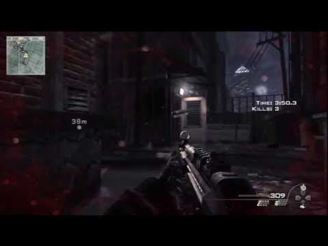CoD MODERN WARFARE 3: SPEC OPS - Firewall (Online Co-op) [Foot Soldier]