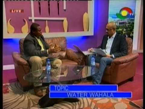 Sunrise Discuss Water Crisis with Franklin Cudjoe President, IMANI Ghana -27/03/2013