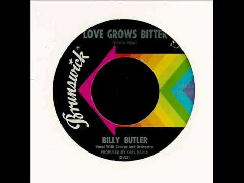 billy butler + love grows bitter + brunswick