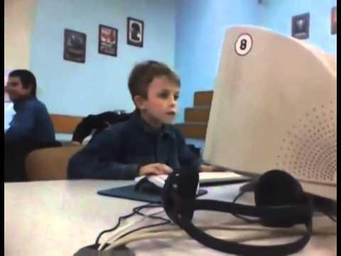 Kid caught watching porn   Must Watch!