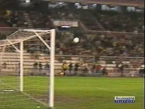 Los mejores goles de Raúl González Blanco