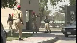 Rawalpindi GHQ Attack