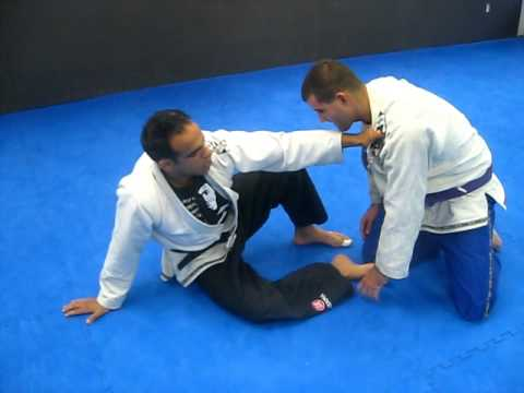 bjj open guard tactics Image 1