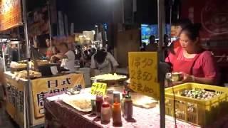 台南花園夜市 Tainan Flowers Night Market