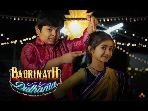 BADRINATH KI DULHANIA   TRAILER   spoof   fan film   2017