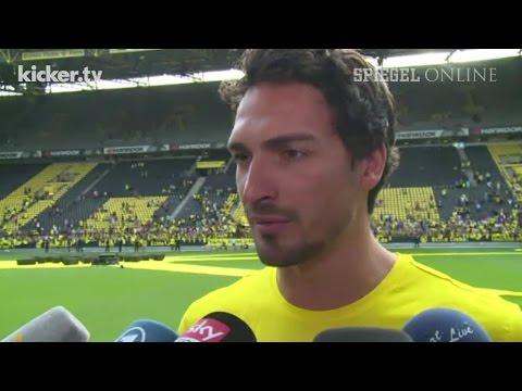 Weltmeister Mats Hummels: Neuer Kapitän des BVB