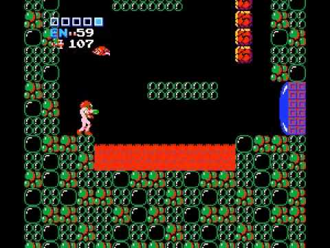 Metroid - Metroid (NES) - Vizzed.com Play - User video