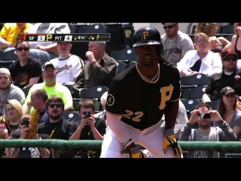 Giants vs. Pirates 07.05.2014 [Full Game HD]